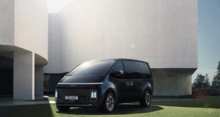 минивэн будущего Hyundai STARIA