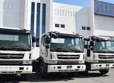 Парк X5 Logistics пополнят грузовики Daewoo