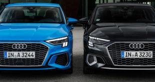Audi A3 Sedan и Audi A3 Sportback: цены и комплектация