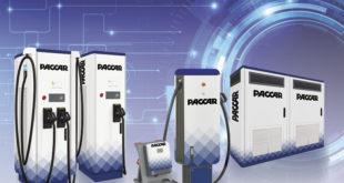 Зарядные устройства для электрогрузовиков