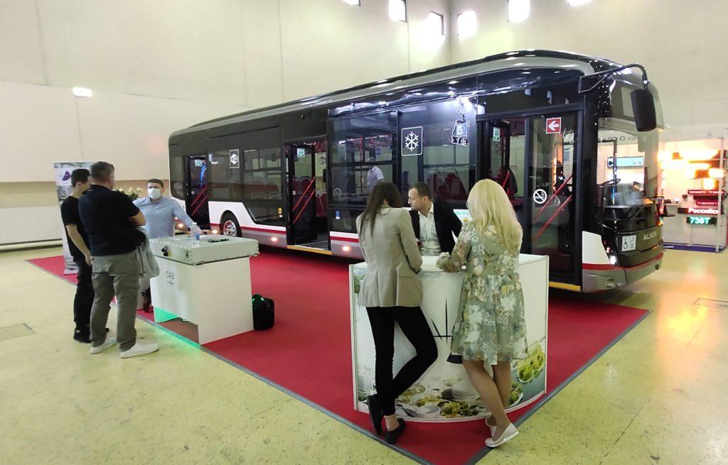 Российский автобусный салон CityBus-2021