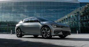 Kia EV6 First Edition дебютирует на рынке США
