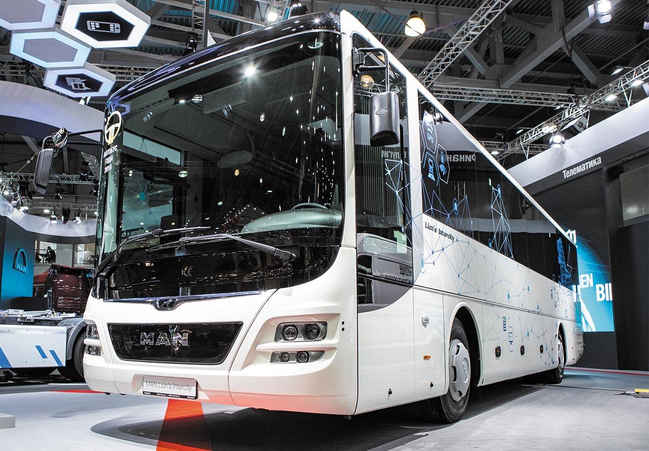 «Вторые руки» в сегменте автобусов