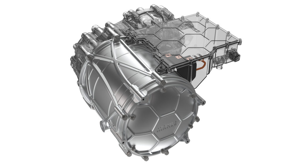 Безмагнитный электродвигатель MAHLE