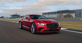 инновационные шасси Bentley