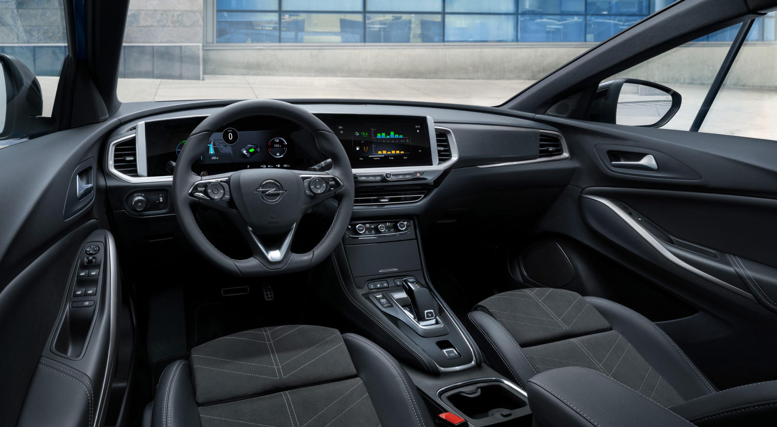 Представлен новый Opel Grandland