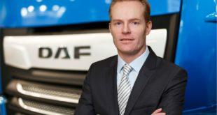 Новый руководитель DAF Trucks Rus