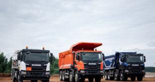 Scania для тяжелой промышленности