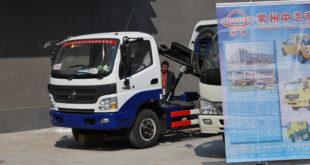 ПЭК запустил автодоставку сборных грузов из Китая