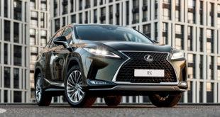 продано 4 969 Lexus