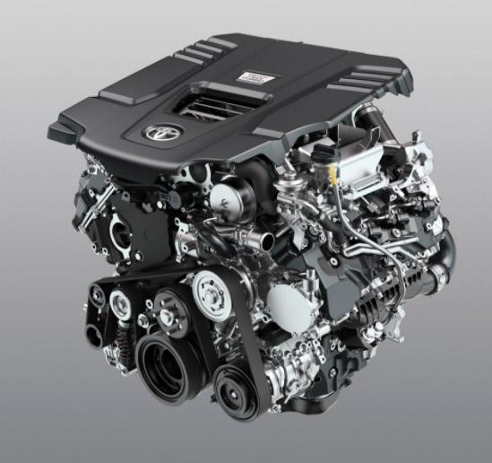 У Toyota Land Cruiser 300 будет дизельный двигатель в России