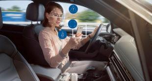 Bosch на выставке IAA Мобильность