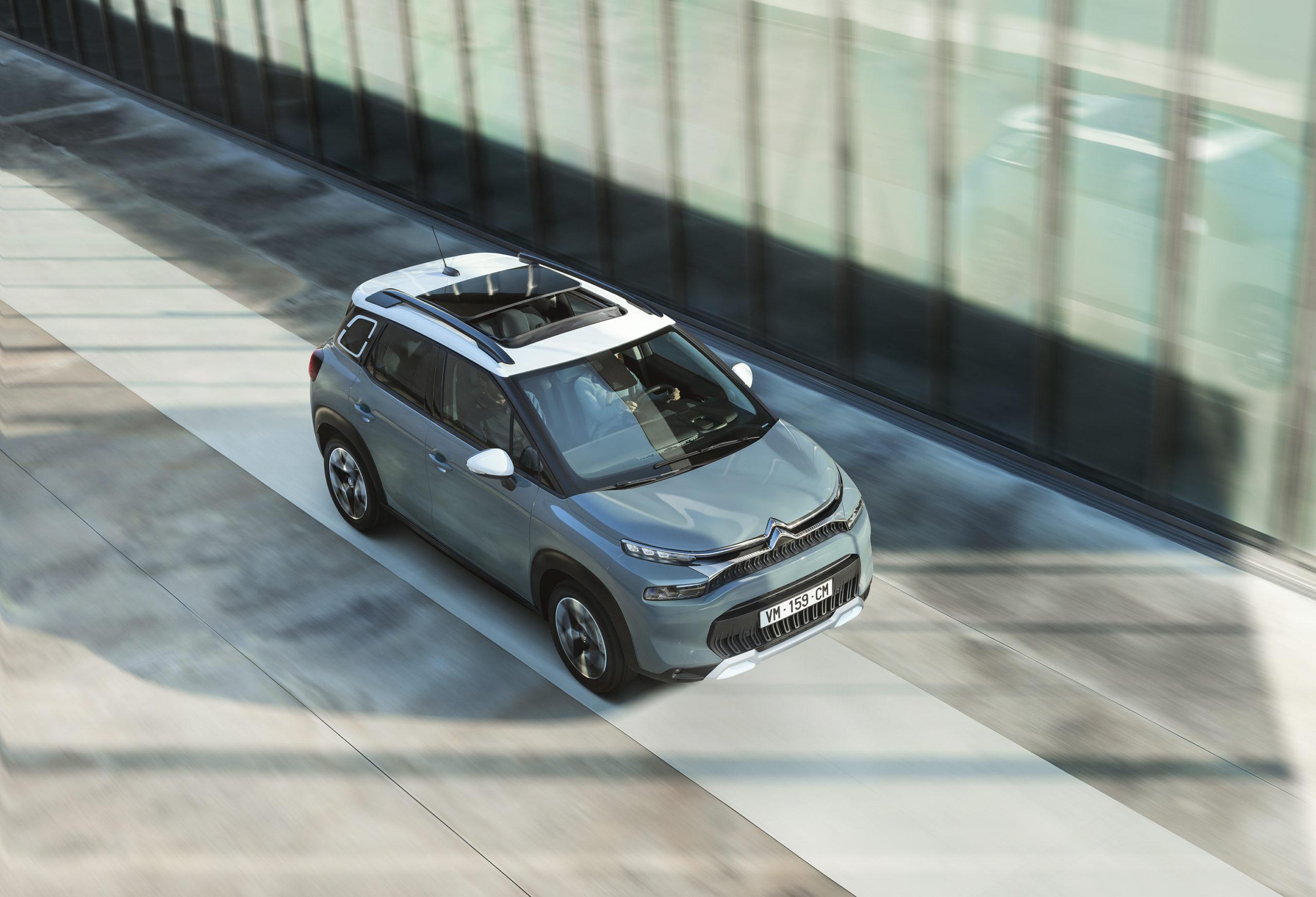 Citroën C3 Aircross поступил в продажу