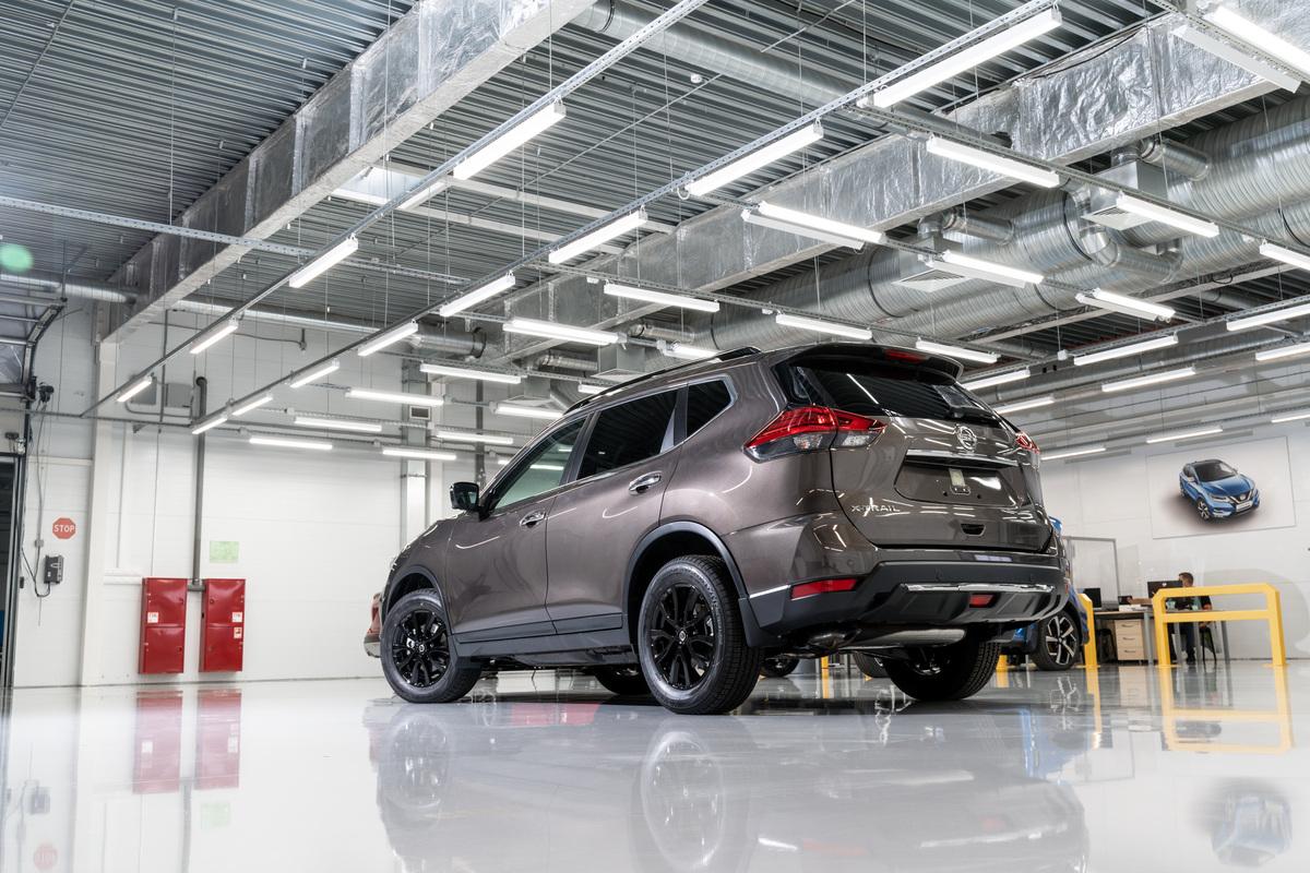 Старт продаж двух моделей Nissan в версии N-Design